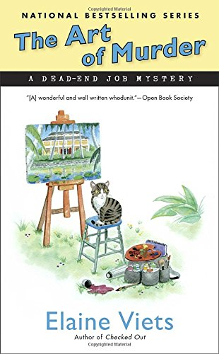 The Art of Murder (Dead-End Job Mystery)