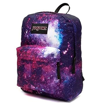 Jansport Superbreak Unisex Multi Intergalactica Stars Backpack