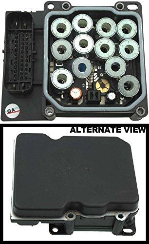 APDTY 600886 ABS Anti-Lock EBCM Electronic Brake Control Module Fits Select (View Chart) Avalanche Silverado Suburban Tahoe Yukon (25834221, 25834371, 25989530, 25989531, 20817954, 20896914, 20896915)