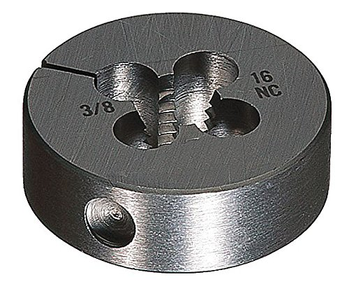 Rd Adjustable Die, Hss, 1/4-28 by Cleveland