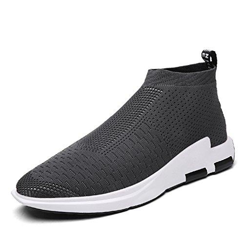 Homme Running Chaussures Gris 5 41 Pour Gris Iceunicorn De IwqT7qz