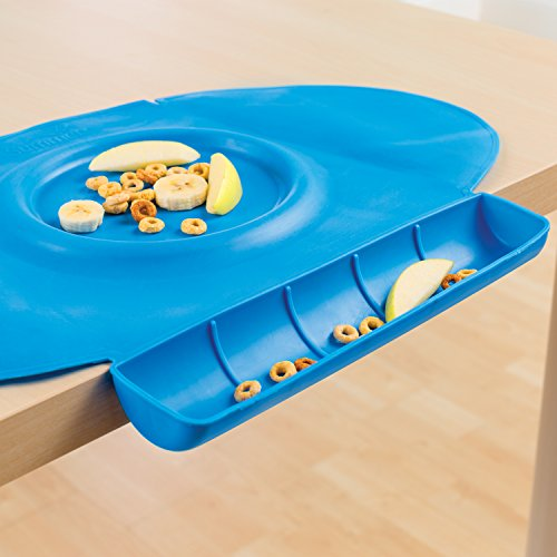 Summer Infant Tiny Diner 2 Portable Placemat, Blue by Summer Infant (Image #2)