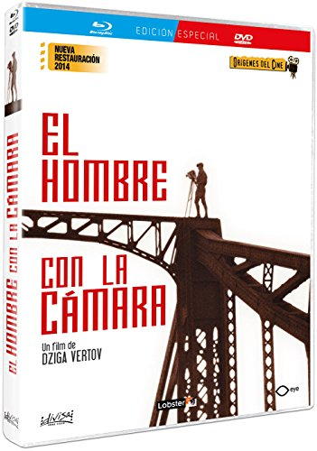 El Hombre con la Camara - Chelovek S Kino-Apparatom - Man with a Movie Camera [Non-usa Format: Pal -Import- Spain ]