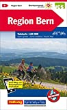Region Bern Velokarte Nr. 9: 1:60 000, waterproof, Free Map on Smartphone included (Kümmerly+Frey Velokarten)