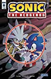 SONIC THE HEDGEHOG #8 COVER A STANLEY