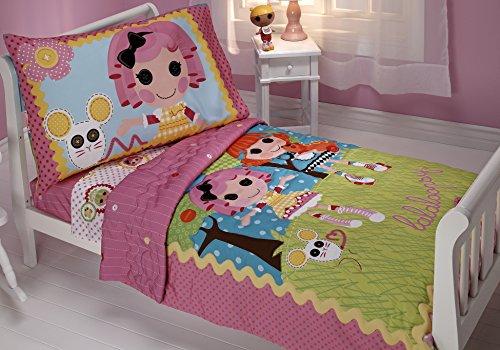 Lalaloopsy Sew Cute 4 Piece Toddler Set by Lalaloopsy