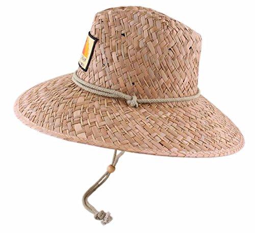 Grimm Beach Fedora Peter Safari Bum Homme Ou Paille Femme Bord Chapeau Large 1UqHxd