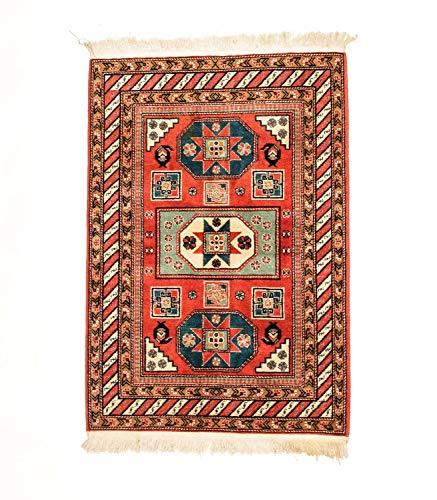 an Antique Caucasian Rug KAZAK 5,48ft4,00ft