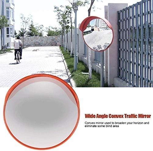 カーブミラー セキュリティ曲面ミラー、180°取付金具を含め、45センチメートル60センチメートル80センチメートル100センチメートル多く使用するための角度、道路交通安全Assitantミラーを表示します RGJ4-23 (Size : 1000mm)