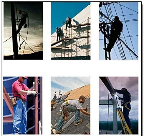 Rope Doble Gancho Amortiguador Amortiguador Cable de conexión ...