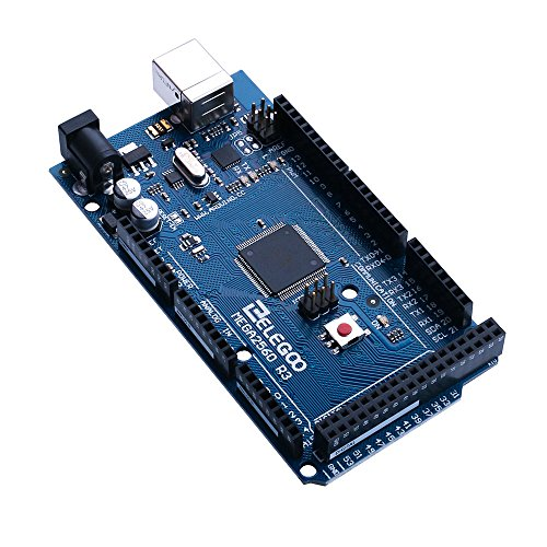 Elegoo EL-CB-003 MEGA 2560 R3 Board ATmega2560 ATMEGA16U2 + USB Cable for Arduino by ELEGOO (Image #3)