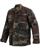 Woodland Camo BDU Shirts