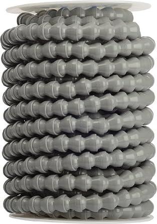 Loc-Line Coolant Hose Component Coil Acetal Copolymer 1//4 Hose ID 50 Length