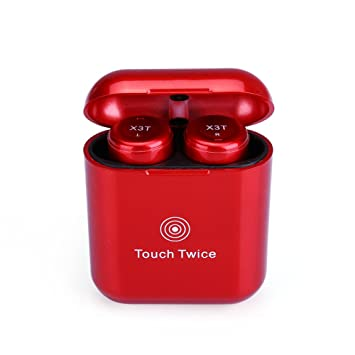 Touch Edition Upgrade True auriculares inalámbricos TWS X3T Mini Bluetooth X2T X1T en auriculares de oído