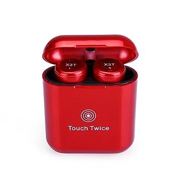 Touch Edition Upgrade True auriculares inalámbricos TWS X3T Mini Bluetooth X2T X1T en auriculares de oído