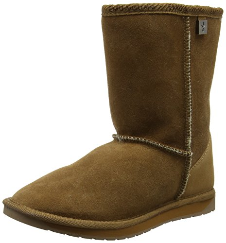 Brown Lo Chestnut Boots Platinum Women's Ankle Stinger Emu OwcqBYSRW