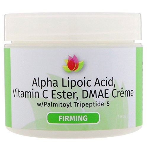 Alpha Lipoic Acid Face Cream - 8