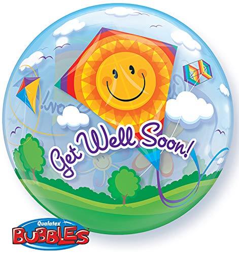 PIONEER BALLOON COMPANY 68654 Bubble Balloon 22