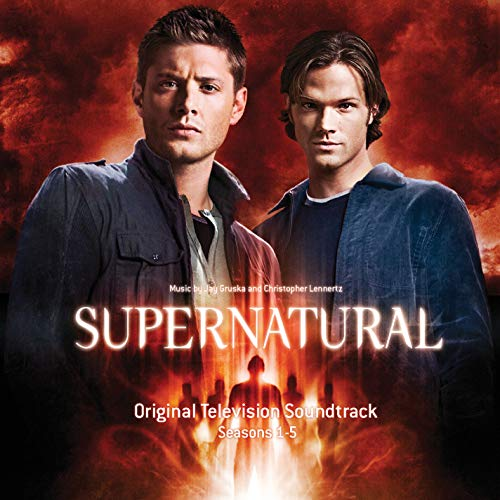Supernatural Soundtrack, Vol  2 (Music Inspired By the TV Series) by