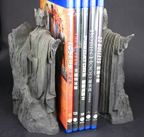 The Lord of the Rings Hobbit Third The Gates of Gondor Argonath Statue (Gate Bookends)