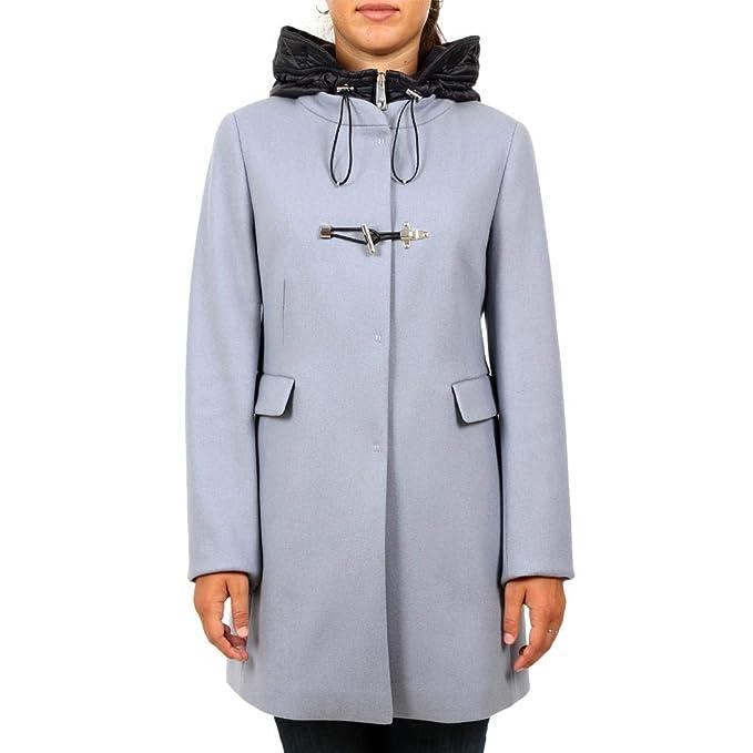 Fay Cappotto Double Front Donna MOD. NAW59373430  Amazon.it  Abbigliamento 5accabee271f