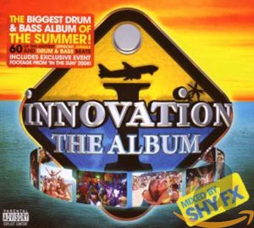 Innovation the Album Raleigh Ranking TOP16 Mall