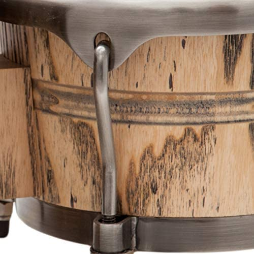 Tycoon Percussion 7 Inch /& 8 1//2 Inch Master Grand Series Bongos