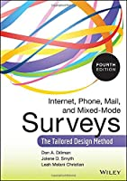 Internet, Phone, Mail, and Mixed-Mode Surveys, 4th Edition Front Cover