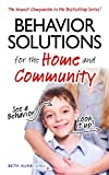 Behavior Solutions for the Home and Community, Beth Aune, 1935274856