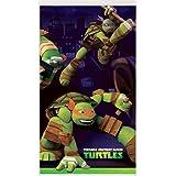 """Teenage Mutant Ninja Turtles Plastic Table Cover, 54 x 84"""""""