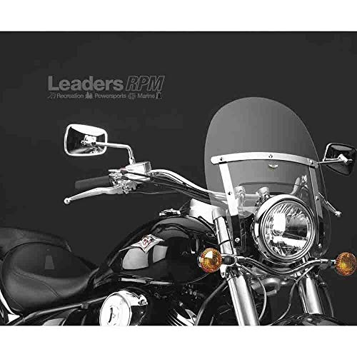 National Cycle Ranger Heavy Duty Windshield N2290 (Motorcycle Polycarbonate Windshield)