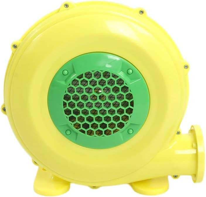 Shamdon Home Collection 110V-120V 60Hz 4.2A 480W PE Engineering Plastic Shell Durable Lightweight Air Mover Carpet Dryer Blower Floor Fan,US Plug Yellow