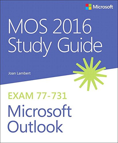 mos-2016-study-guide-for-microsoft-outlook-mos-study-guide