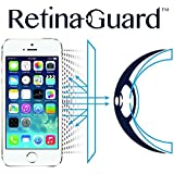 RetinaGuard iPhone5/5s/5c/SE ブルーライト90%カット保護フィルム