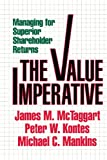 Value Imperative, James M. Mctaggart, 0029206707