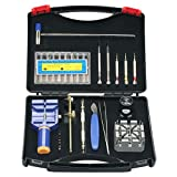 HTS 194D0 19 Pc Watch Tool Kit With Plastic