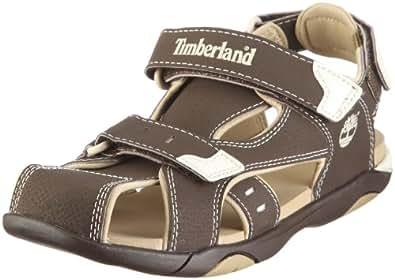 Timberland Sport Casual Sandal FTK RiverQuest Closed Toe Sandal Riverquest-50840 - Sandalias para niños, color marrón, talla 39