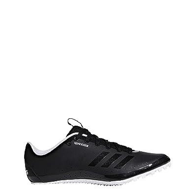 best service f30bf 4d433 Amazon.com   adidas Sprintstar Spike Shoe Women s Track Field Black   Track    Field   Cross Country