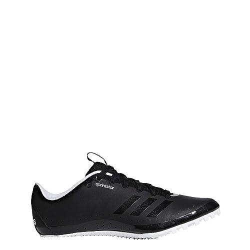 adidas Sprintstar Spike Shoe Women s Track Field Black