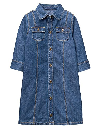 Crazy 8 Girls Denim Dress