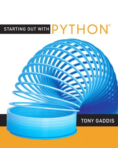 Download Starting Out with Python Pdf