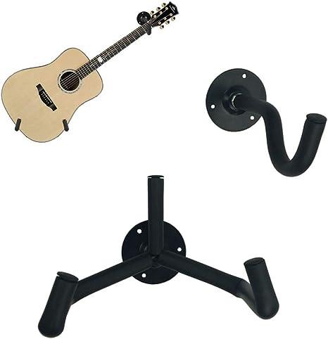Soporte de pared para guitarra eléctrica, soporte de pared para ...