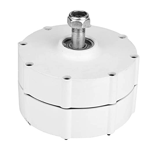 Permanent Magnet Generator for Wind Turbine Generator,400W 500W 600W Options Edition : 600W48V