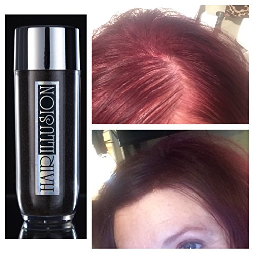 HAIR ILLUSION FibersNot Synthetic Formulation
