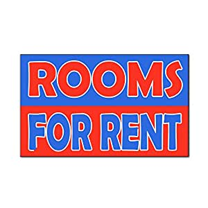 Rooms for rent car door magnets magnetic signs for 12 x 24 car door magnets