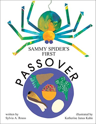 First Spider - Sammy Spider's First Passover