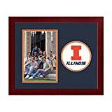 Campus Images NCAA University of Illinois, Urbana-Champaign Spirit Photo Frame (Vertical)