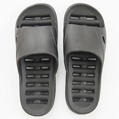 vasca fondo cool legno stanze soggiorno estate 42 nero maschio antiscivolo 41 pavimento femmina bagno coppie bagno dispongono in spessore da di pantofole di morbido D pantofole una fankou da YzdgHwz