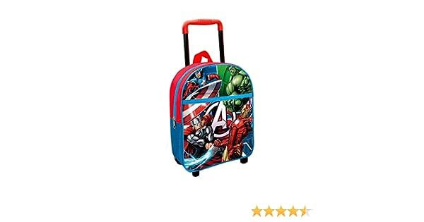 Trolley Los Vengadores Marvel 34cm: Amazon.es: Juguetes y juegos