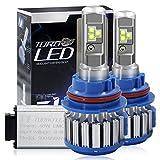 Image of Win Power 9007(HB5) LED Hi-lo Beam Headlight CREE Bulbs Conversion Kits + Canbus (1 Pair)-2 Year Warranty